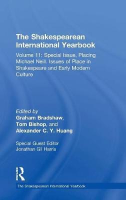 The Shakespearean International Yearbook by Graham Bradshaw image