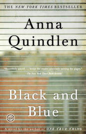Black and Blue by Anna Quindlen image
