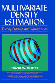 Multivariate Density Estimation by David W Scott image