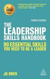 The Leadership Skills Handbook by Jo Owen