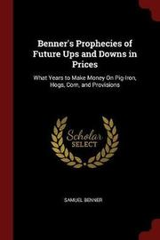 Benner's Prophecies of Future Ups and Downs in Prices by Samuel Benner image