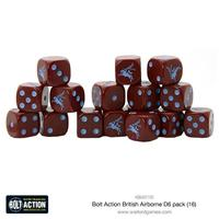 Bolt Action British Airborne D6 pack (16)