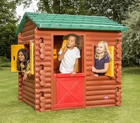 Little Tikes: Log Cabin - Playhouse
