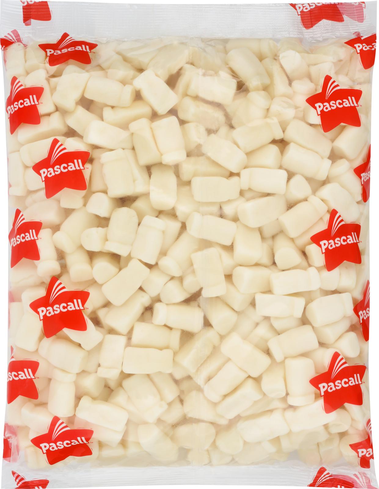 Pascall Milk Bottles Bulk Bag 2kg image