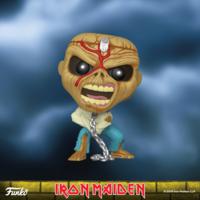 Iron Maiden: Eddie (Piece of Mind) - Pop! Vinyl Figure image