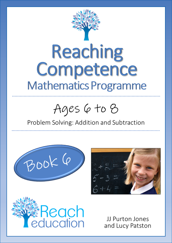 Reaching Competence Mathematics Programme - Book 6 by JJ Purton Jones & Lucy Patston