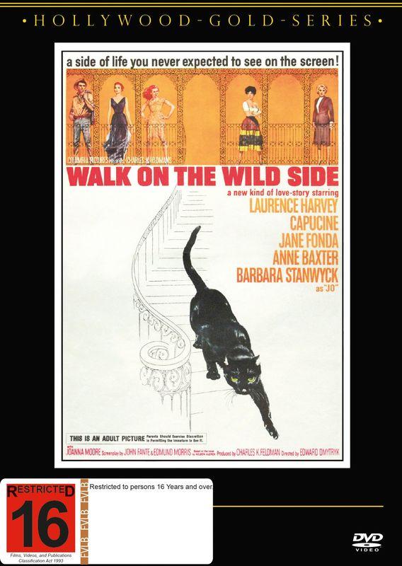 Walk On The Wild Side on DVD