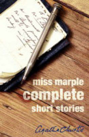 Miss Marple: The Complete Short Stories by Agatha Christie image