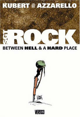 Sgt Rock Between Hell and a Hard Place by B. Azzarello image
