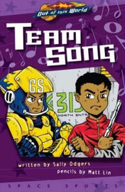 Team Song (Illustrated Novel) by Sally Odgers image