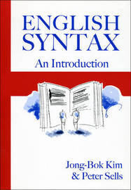 English Syntax by Jong-Bok Kim image
