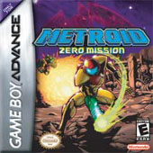 Metroid: Zero Mission for GBA