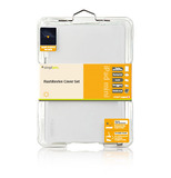 Simplism FlashRevive Cover Set for iPad mini - Clear