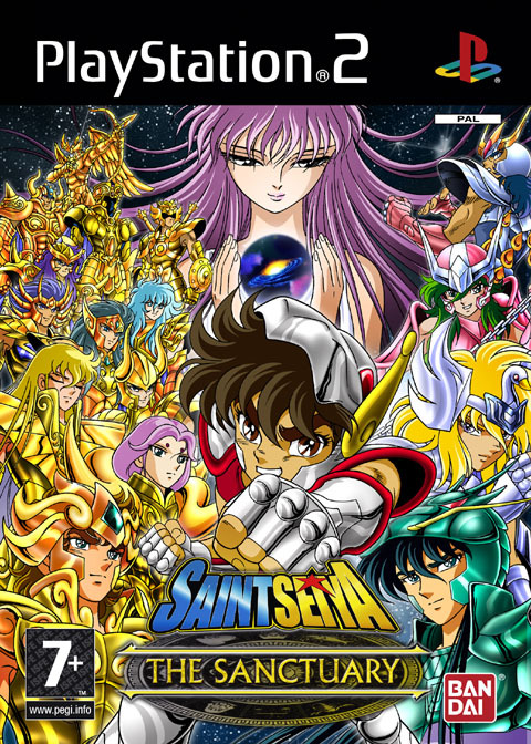 Saint Seiya for PlayStation 2