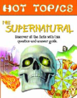 Supernatural by Jon Day