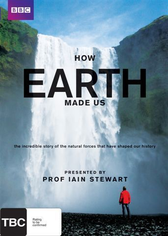 How Earth Made Us on DVD