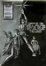 Star Wars Trilogy Box Set (Episodes 4-6) (4 Disc Set) on DVD