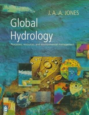 Global Hydrology by J.A.A. Jones image