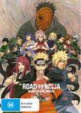 Naruto Shippuden The Movie: Road to Ninja DVD
