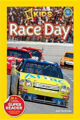 Race Day by Gail Tuchman image