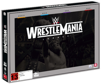 WWE: Wrestlemania Legacy Collection - 28-31 (Box Set) on DVD