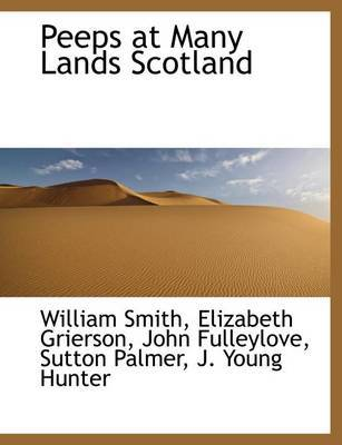 Peeps at Many Lands Scotland by Elizabeth Grierson