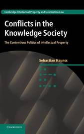 Conflicts in the Knowledge Society by Sebastian Haunss
