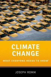 Climate Change by Joseph Romm