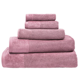Bambury Costa Cotton Hand Towel (Dusk)