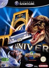 Universal Studios Theme Park Adventure for GameCube