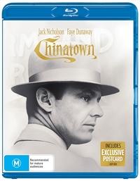 Chinatown on Blu-ray