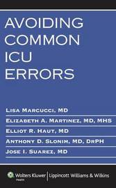 Avoiding Common ICU Errors image