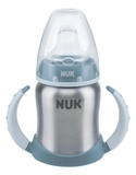 NUK: First Choice+ Stainless Steel Cup - 6-18 Months (150ml)