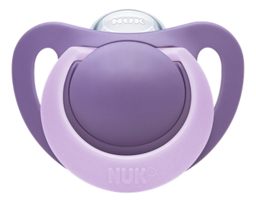 NUK: Genius Silicone Soother - 6-18 Months image