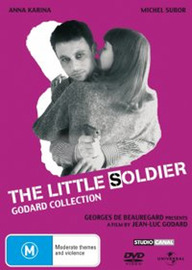 The Little Soldier on DVD image