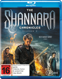 The Shannara Chronicles - The Complete Second Season on Blu-ray