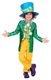 Disney: Mad Hatters - Deluxe Costume (3-5)