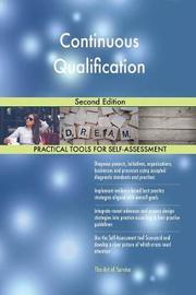 Continuous Qualification Second Edition by Gerardus Blokdyk image