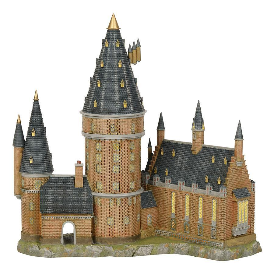 Harry Potter: Hogwarts Great Hall & Tower - Village Statue image