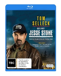 Jesse Stone Triple Film Collection on Blu-ray