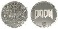 Doom: Collectable Coin - 25th Anniversary