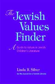 The Jewish Values Finder by Linda R. Silver image