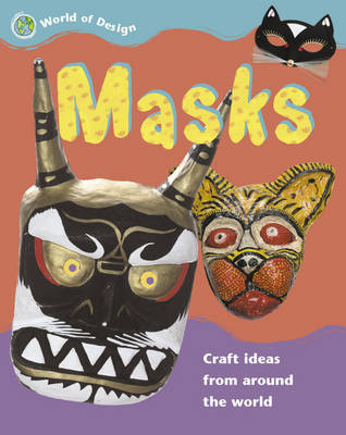 Masks by Ruth Thomson image