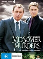 Midsomer Murders - Complete Season 4  (3 Disc Set) on DVD