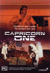 Capricorn One on DVD
