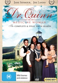Dr Quinn Medicine Woman - Season 6 on DVD