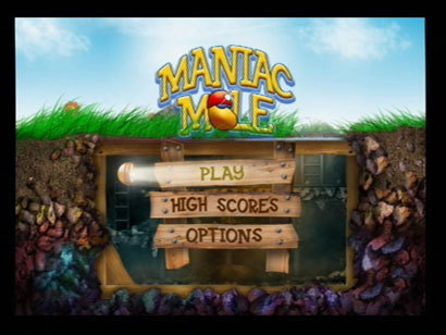 Maniac Mole for PlayStation 2 image