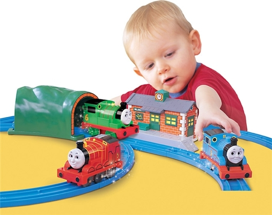 Thomas & Friends: Pullback 'N' Go Train Set