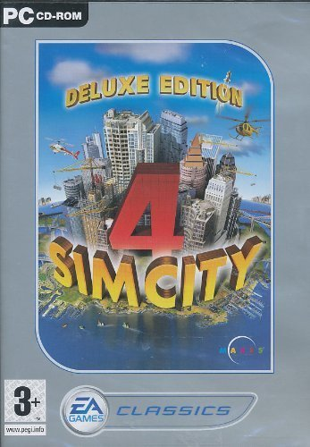 Sim City 4 Deluxe Edition Game (Classics) for PC Games