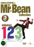 Mr Bean Collection, The - Vol. 1-3 DVD